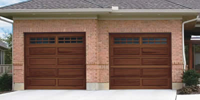 Custom Garage Door Window Inserts Add Light And Value