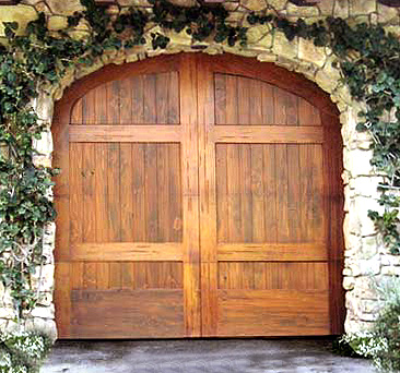 Cedar Garage Doors Offer Performance And Curb Appeal