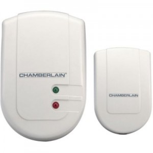 garage door wireless alarm